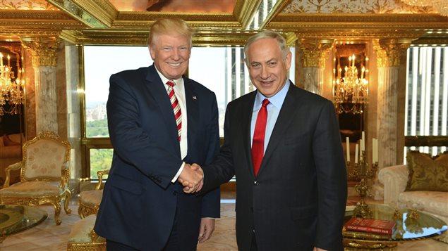 Ambos mandatarios buscan reforzar sus relaciones.