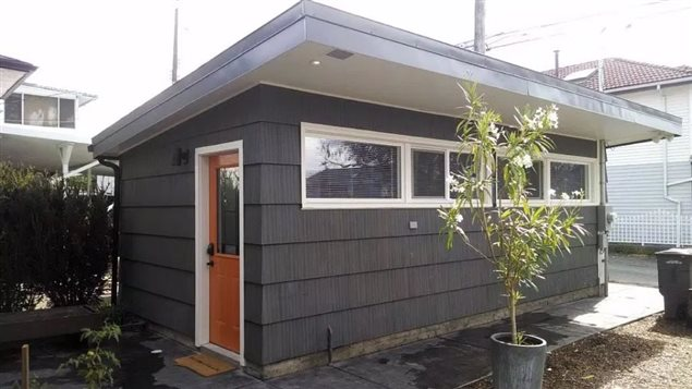 Les maisons minuscules et autres solutions à la crise du logement à Vancouver.