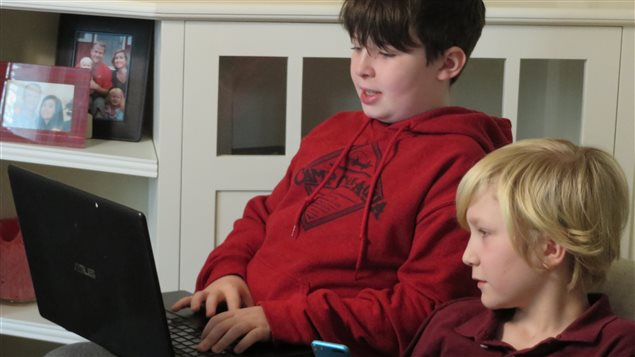Children are bombarded with ads for junk food and drink online and on television.