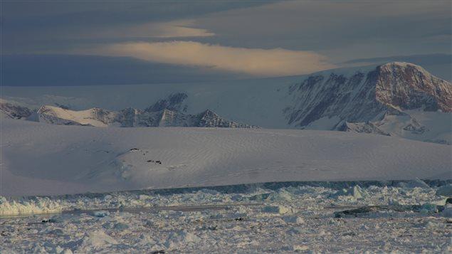 Los hielos de la Antártida se reducen de manera alarmante