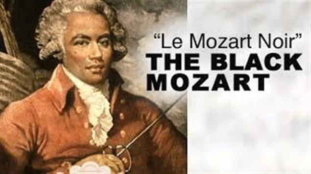 Le Mozart Noir, Le Chevalier de Saint-Georges