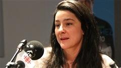 Notre lauréate Le Soleil / Radio-Canada de la semaine est Isabelle Lechasseur