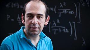Niayesh Afshordi (PhD) astrophysicist at U Waterloo, and the Perimeter Institute