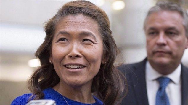 Lu Chan Khuong veut se faire réélire à la tête du Barreau du Québec.