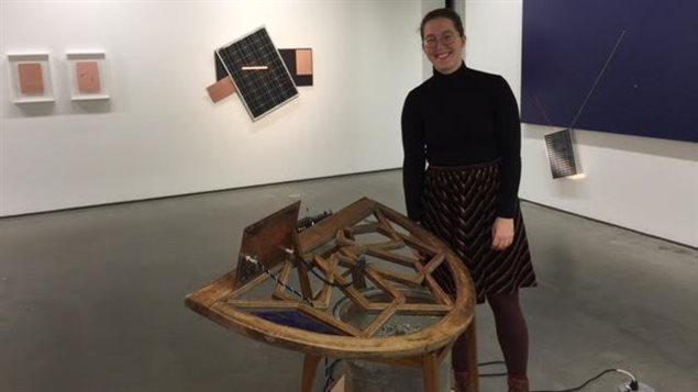 Michelle Martin, conservatrice-adjointe de la Contemporary Art Gallery de Vancouver.