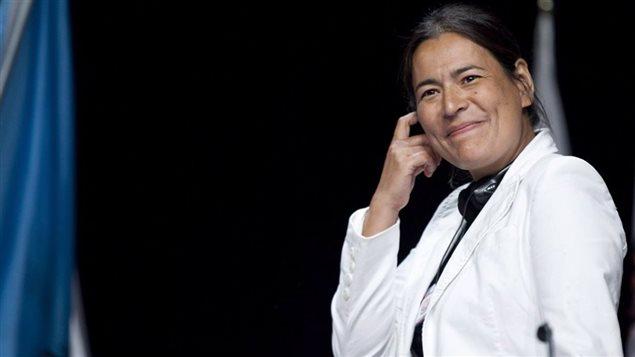 ميشال اوديت مفوّضة لجنة التحقيق في مقتل واختفاء نساء  من السكّان الأصليّين
