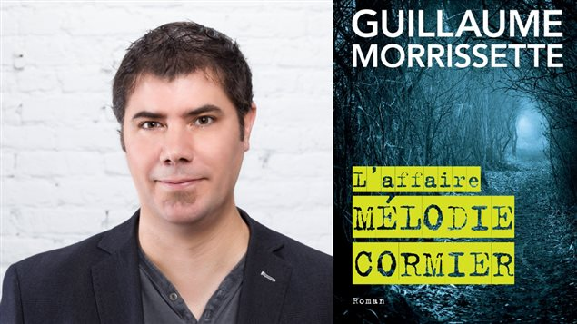 L'auteur Guillaume Morrissette