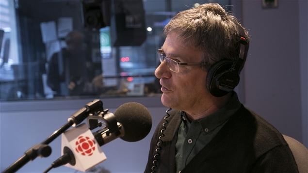 Christian Simard, directeur général de Nature Québec