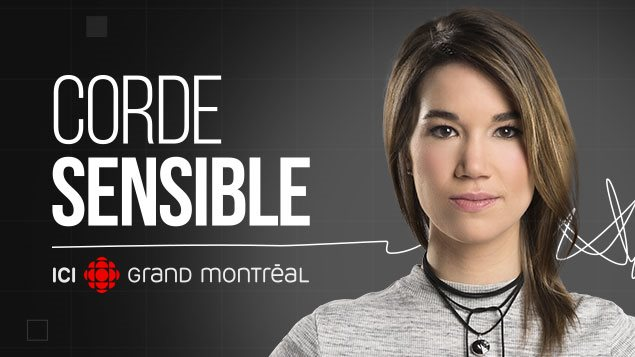 Marie-Ève Tremblay, animatrice de Corde sensible