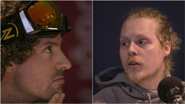 Êtes-vous ski alpin ou planche à neige? Nos invités Thomas Rinfret et Mathieu Cloutier  débattent!