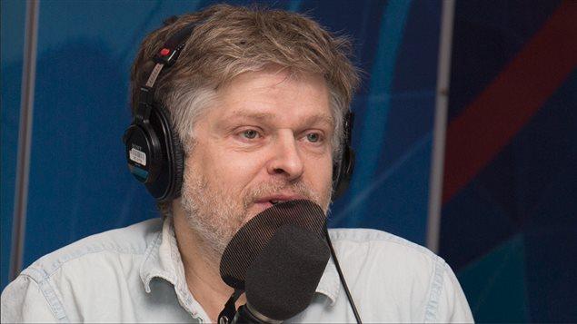 Le comédien Réal Bossé