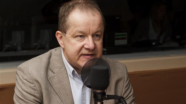 Hervé Kempf, journaliste et écrivain français (archives)