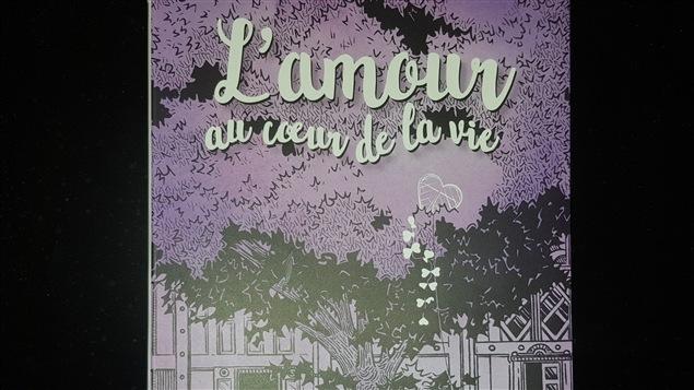 L'Amour au cœur de la vie , publié chez Québec Amérique. Valérie Harvey, directrice de l'ouvrage et auteure, et Valérie Giffard, qui a signé le texte Trouver grâce à ses yeux.