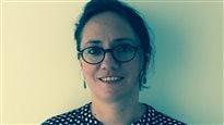 Liz Lacharpagne, avocate coordonnatrice du programme Droits de la personne et VIH/sida