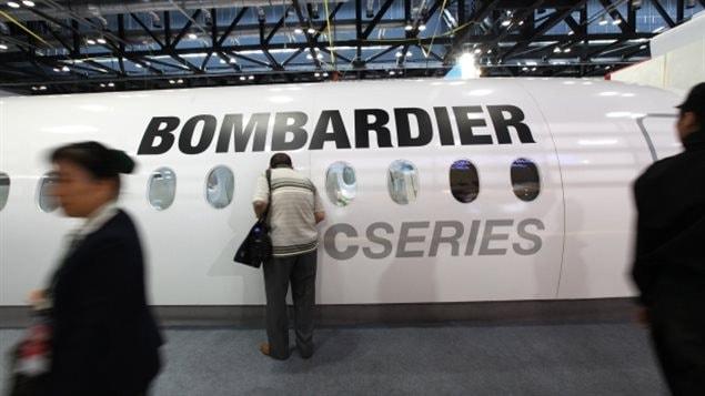 庞巴迪是加拿大唯一一个飞机制造公司