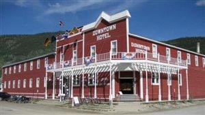 Le Downton Hotel