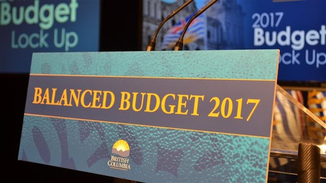 Un budget équilibré pour la Colombie-Britannique