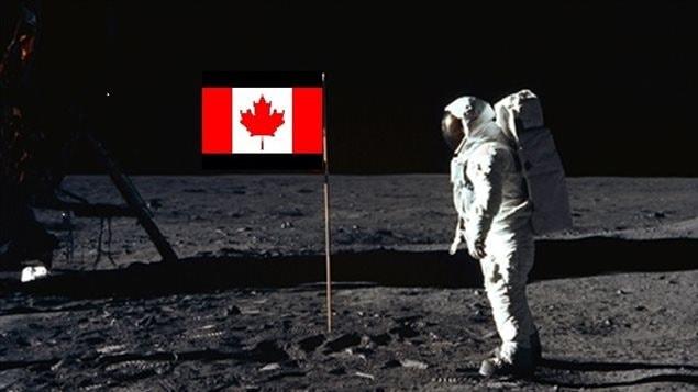 Le Canada pourrait marcher sur la lune d'ici 2030.