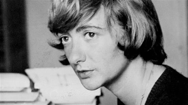 Françoise Sagan dans les années 1960