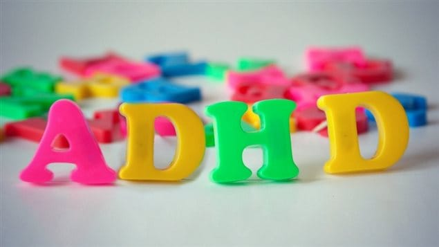 A new study shows differences in the brains of children with ADHD.
