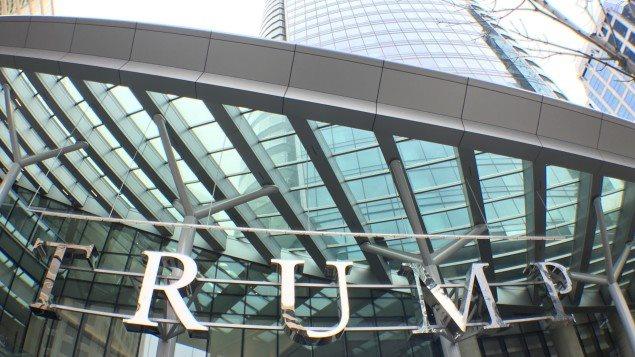 La tour Trump à Vancouver