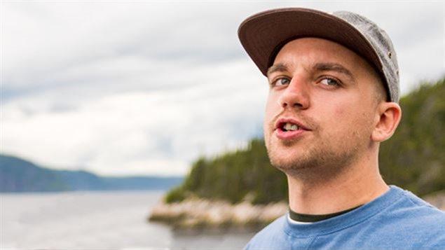 Le rappeur fransaskois Shawn Jobin fait partie des sept Canadiens en vedette dans une nouvelle exposition.