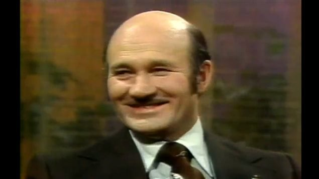 Ken Leishman, always smiling, always well-dressed, and ever-entertaining as a guest on the Peter Gzoski TV show in 1977, probably the best-iked criminal in Canadian history