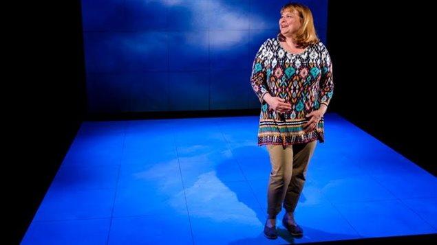 Deborah Williams dans TAKING OFF.