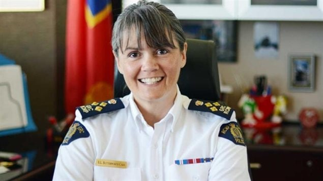 Brenda Butterworth-Carr is the first Indigenous woman to head the RCMP Division E in British Columbia.