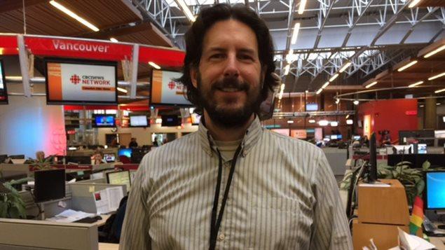 Peter Edelmann, avocat spécialisé en immigration à Vancouver.