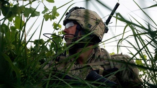 加拿大军人已经愿意公开讨论心理健康问题