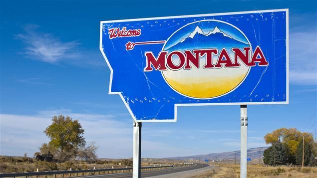 Plusieurs noms de ville sont d'origine francophones au Montana