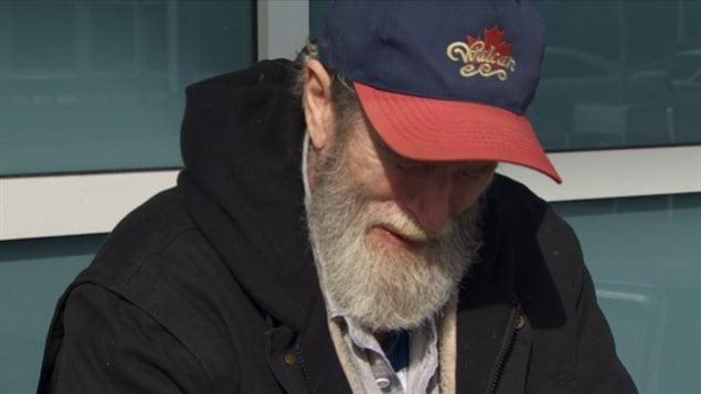 Len Van Heest espère pouvoir revenir au Canada. « Merci à tous les Canadiens d'avoir contribué positivement à ma vie pendant mes soixante ans ici », a-t-il déclaré. Photo : CBC