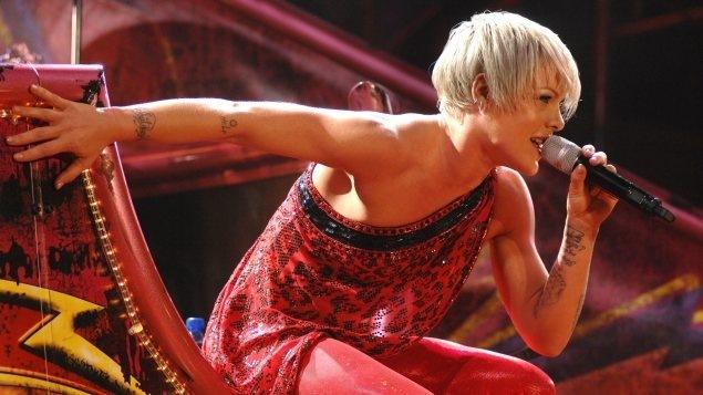 La chanteuse P!nk sera de passage au Festival d'été de Québec