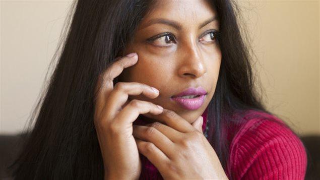 Shumona Sinha, auteure de 'Apatride' (L'Olivier)