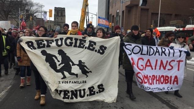 Quebec frente a la islamofobia