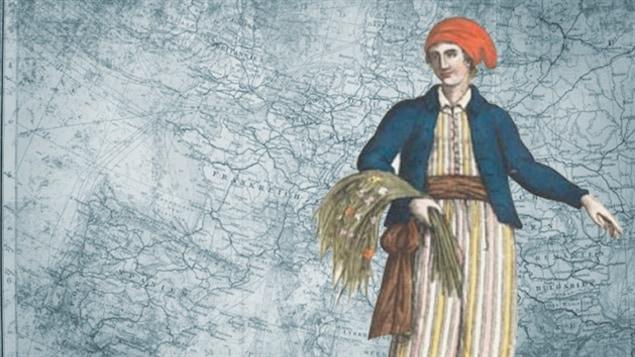 Jeanne Barret, la première femme a avoir fait le tour du monde.