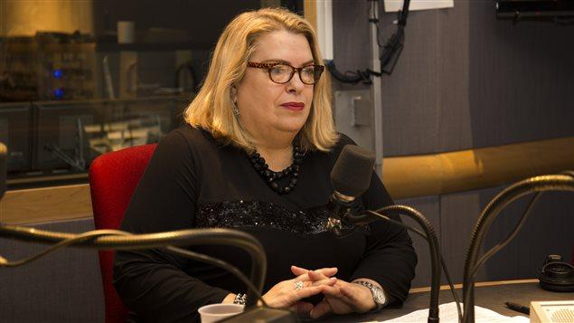 Chantal Maillé, professeure à l'Institut Simone de Beauvoir de l'Université Concordia.