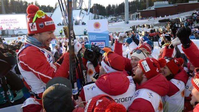 L'athlète est attendu à Québec du 17 au 19 mars pour les finales de la Coupe du monde de ski de fond.