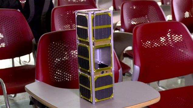 Le premier satellite albertain construit par des étudiants de l'Université de l'Alberta