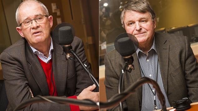 Dirk Kooyman et Joop « Philip » Eerhart
