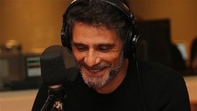 L'acteur et réalisateur Pascal Elbé
