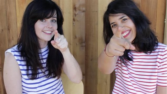 Margaux Le Merreur et Lorena Ferrari sont 'Les Cocottes'