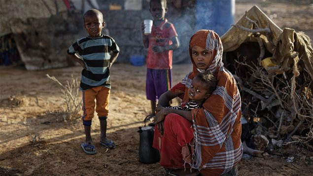 The UN says more than 20 million people facedthe threat of starvation and famine in Yemen, Somalia, South Sudan and Nigeria.