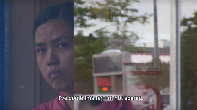 Image tirée du documentaire Migrant Dreams, de Min Sook Lee