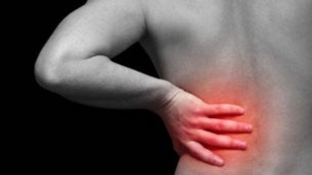 Le mal de dos peut avoir plusieurs causes.