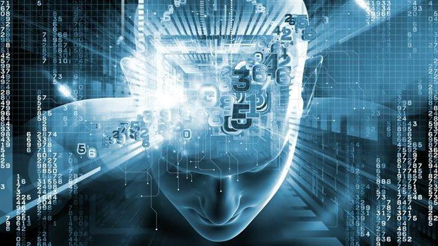 Les recherches sur l'intelligence artificielle sont en plein développement au Canada.