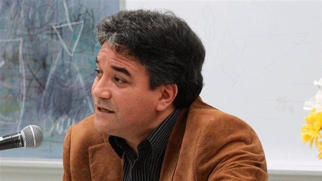 Mohamed Ourya, expert sur la radicalisation et l'islam en Occident