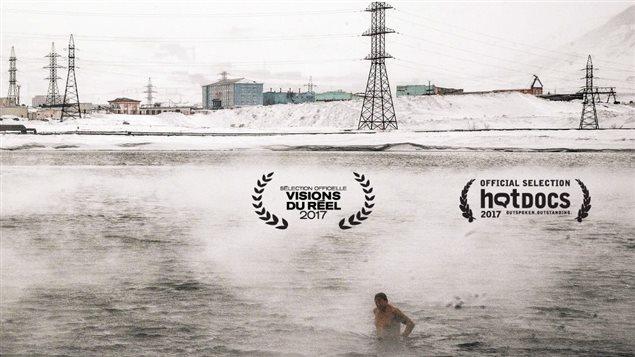 Affiche du film « Sur la lune de nickel » de François Jacob
