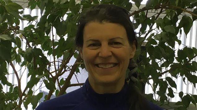 Josée Doucet, entrepreneure de la Manicouagan